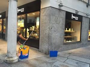 Pulizie negozi Torino
